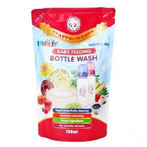 Buy FARLIN Feeding Bottle Refil Cleaning Fluid (700Ml) - Nykaa