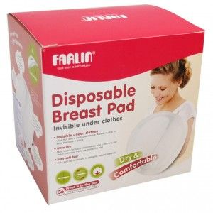 Buy FARLIN Breast Pads -34A - Nykaa