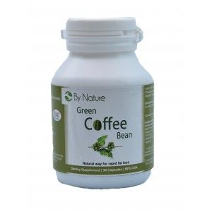Buy By Nature Green Coffee Beans Capsules - 30 caps - Nykaa