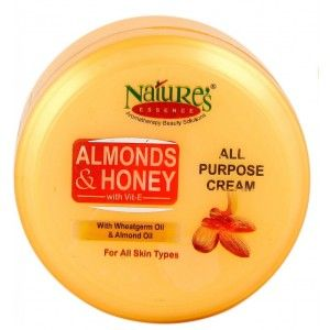Buy Nature's Essence Almond & Honey All Purpose Cream - Nykaa