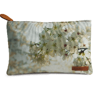 Buy DailyObjects Cherry Blossoms Carry-All Pouch Medium - Nykaa