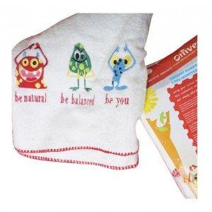 Buy Omved Organic Bamboo Yogi Monster Towel - Nykaa