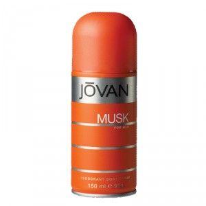 Buy Jovan Deo Musk For Men - Nykaa
