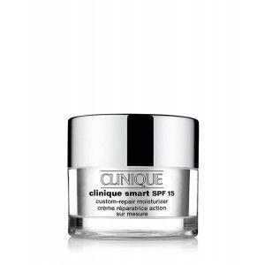 Buy Clinique Smart Broad Spectrum SPF 15 Custom-Repair Moisturizer - Very Dry To Dry Skin - Nykaa