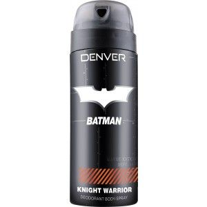 Buy Denver Batman Knight Warrior Deodorant for Men - Nykaa