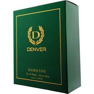 Buy Denver Hamilton Perfume for Men - Nykaa