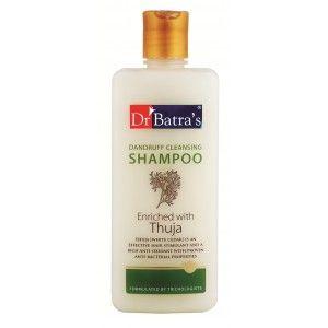 Buy Dr. Batra's Dandruff Cleansing Shampoo - Nykaa