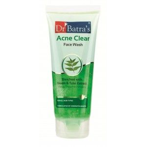 Buy Dr. Batra's Acne Clear Face Wash - Nykaa