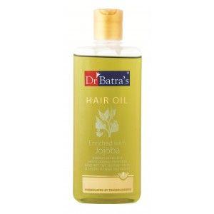 Buy Dr. Batra's Jojoba Hair Oil - Nykaa