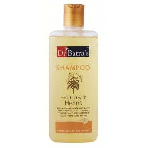 Buy Dr. Batra's Normal Henna Shampoo - Nykaa