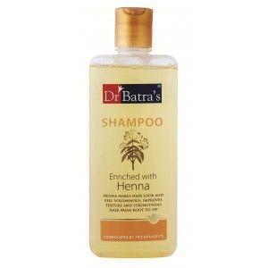 Buy Dr. Batra's Normal Henna Shampoo - Nykaa
