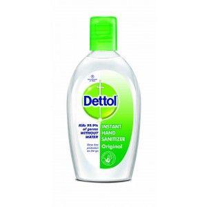 Buy Dettol Hand Sanitizer - Nykaa