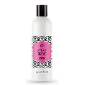 Buy The Body Shop Atlas Mountain Rose Shower Gel - Nykaa