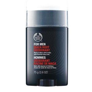 Buy The Body Shop For Men Maca Root Deodorant Stick - Nykaa