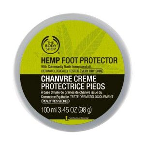 Buy The Body Shop Hemp Foot Protector - Nykaa