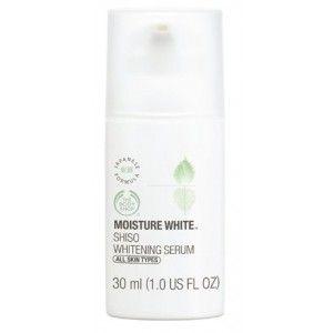 Buy The Body Shop Moisture White Shiso Whitening Serum - Nykaa