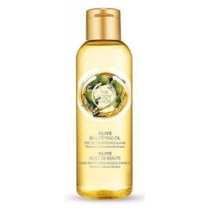 Buy The Body Shop Olive Beautifying Oil  - Nykaa