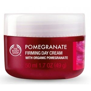 Buy The Body Shop Pomegranate Firming Day Cream - Nykaa