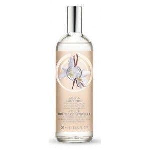 Buy The Body Shop Vanilla Body Mist - Nykaa