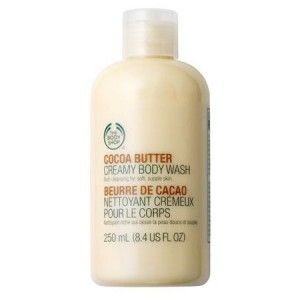 Buy The Body Shop Cocoa Butter Shower Cream - Nykaa
