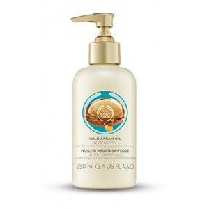 Buy The Body Shop Wild Argon Oil Sublime Nourshing Whipped - Lotion - Nykaa