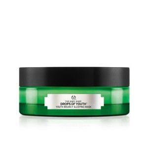 Buy The Body Shop Drops Of Youth Bouncy Sleeping Mask - Nykaa