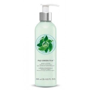 Buy The Body Shop Fuji Green Tea Replenishing Gel Lotion - Nykaa