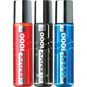 Buy Envy 1000 Texas Heat, Alpine Thrill & Miami Rush Crystal Deodorant Combo (Pack of 3) - Nykaa