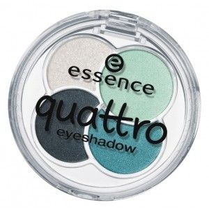 Buy Essence Quattro Eyeshadow - Nykaa