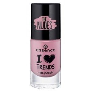 Buy Essence I Love Trends Nail Polish The Nudes - Nykaa