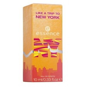 Buy Essence Eau De Toilette Like A Trip To New York - Nykaa