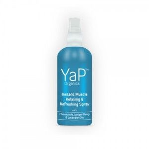 Buy VLCC Yap Instant Muscle Relaxing & Refreshing Spray - Nykaa