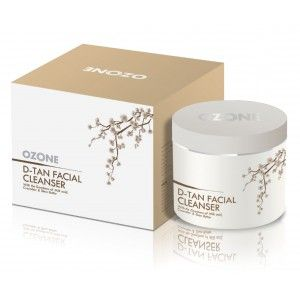 Buy Ozone Ayurvedics De Tan Facial Cleanser - Nykaa