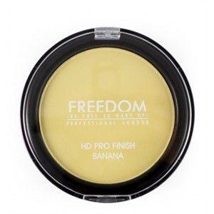 Buy Freedom HD Pro Finish Pressed Powder - Nykaa