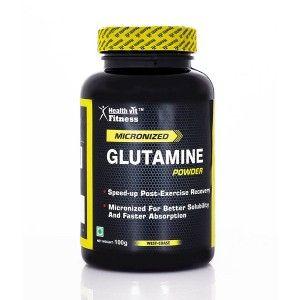 Buy HealthVit Glutamine Powder (Unflavored) - Nykaa