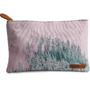 Buy DailyObjects Forest Fog Carry-All Pouch Medium - Nykaa