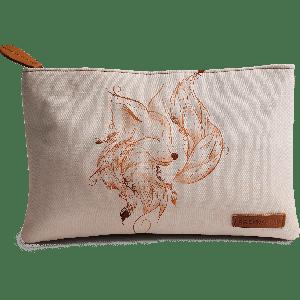 Buy DailyObjects Fox Boho Carry-All Pouch Medium - Nykaa