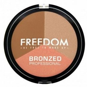 Buy Freedom Bronzed Professional Pro - Nykaa