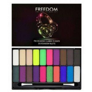 Buy Freedom Pro Decadence Palette - Nykaa