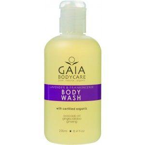 Buy Gaia Skin Naturals Care Body Wash Lavender & Frankincense  - Nykaa