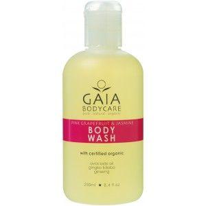 Buy Gaia Skin Naturals Care Body Wash Pink Grapefruit & Jasmine  - Nykaa