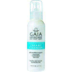 Buy Gaia Skin Naturals Care Creamy Cleanser  - Nykaa