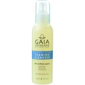 Buy Gaia Skin Naturals Care Foaming Cleanser  - Nykaa