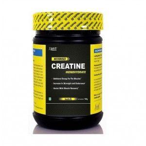 Buy HealthVit Micronized Creatine Powder (Unflavored) - Nykaa