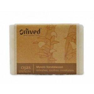 Buy Omved Ojas Sandalwood Bathbar - Nykaa