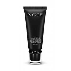 Buy Note Luminous Moisturizing Foundation - Nykaa