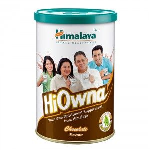 Buy Himalaya Wellness HiOwna Chocolate Flavour - Nykaa