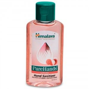 Buy Himalaya Wellness PureHands Litchi Hand Sanitizer - Nykaa