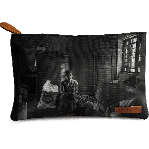 Buy DailyObjects In The Shadows Carry-All Pouch Medium - Nykaa