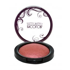 Buy Incolor Glimmer Blusher - Nykaa
